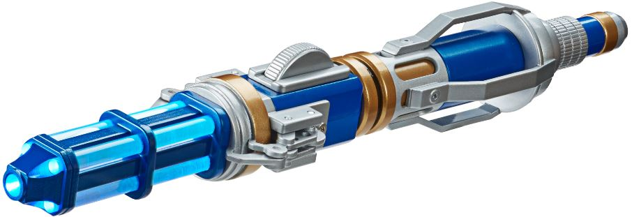 New Twelfth Doctor Sonic Screwdriver Image
